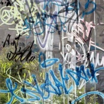 Anti Graffiti Folie - Kratzschutzfolie